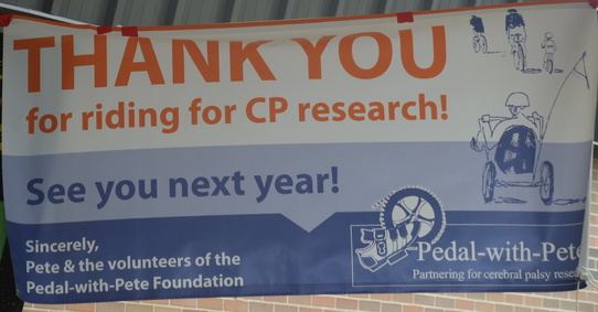 Thanks for Supporting CP Research